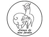 Laines de mon jardin - Laine d'alpagas, de chèvres et de moutons