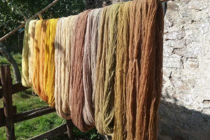 100% Natural Dyes