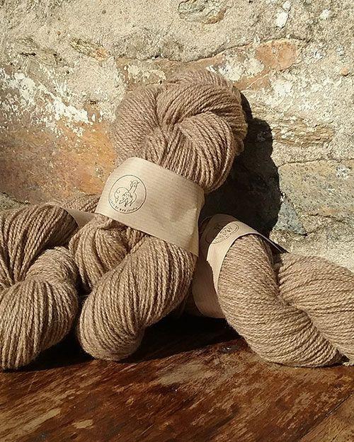 laine fonc e de mouton solognot laines de mon jardin. Black Bedroom Furniture Sets. Home Design Ideas